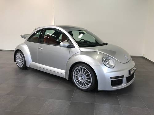 2001 New Beetle RSI (one owner car) LHD For Sale (picture 1 of 6)