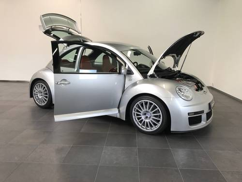 2001 New Beetle RSI (one owner car) LHD For Sale (picture 2 of 6)