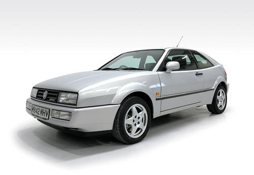 1995 VW Corrado VR6 28,000 miles! SOLD (picture 1 of 6)