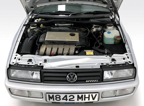 1995 VW Corrado VR6 28,000 miles! SOLD (picture 4 of 6)