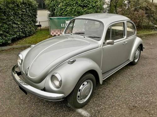 1971 Volkswagen - Beetle 1200 FIRST ITALIAN REGISTRATION SOLD (picture 1 of 6)