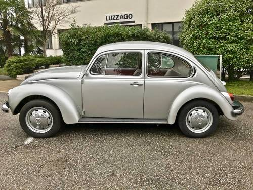 1971 Volkswagen - Beetle 1200 FIRST ITALIAN REGISTRATION SOLD (picture 2 of 6)