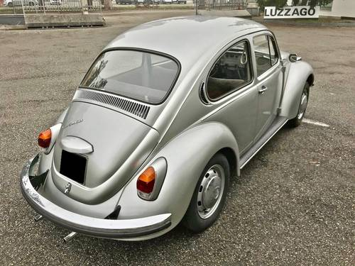 1971 Volkswagen - Beetle 1200 FIRST ITALIAN REGISTRATION SOLD (picture 3 of 6)