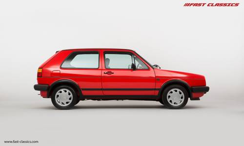 1985 VW Golf GTi Mk2 8v // Family owned from new! SOLD (picture 1 of 6)