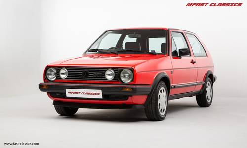 1985 VW Golf GTi Mk2 8v // Family owned from new! SOLD (picture 2 of 6)