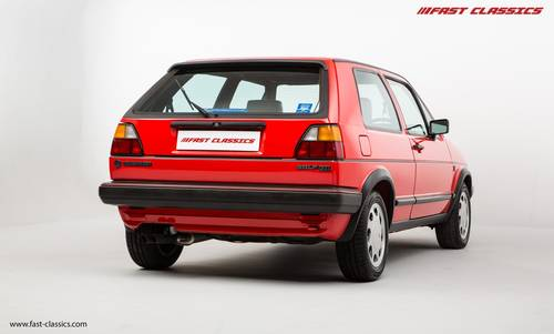 1985 VW Golf GTi Mk2 8v // Family owned from new! SOLD (picture 3 of 6)