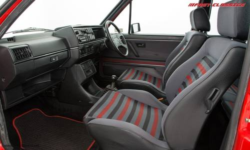 1985 VW Golf GTi Mk2 8v // Family owned from new! SOLD (picture 4 of 6)