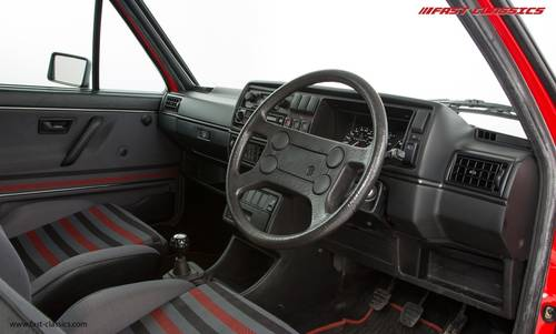 1985 VW Golf GTi Mk2 8v // Family owned from new! SOLD (picture 5 of 6)