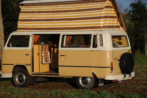 1979 RHD 3 owner moonraker with 42 000 miles FSH and all mot's For Sale (picture 1 of 6)