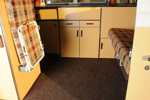 1979 RHD 3 owner moonraker with 42 000 miles FSH and all mot's For Sale (picture 6 of 6)
