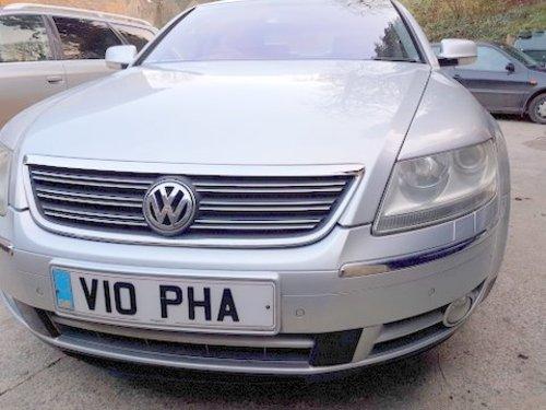 2006 PHAETON TDI V10 5 litre Private Plate V10 PHA SOLD (picture 2 of 6)