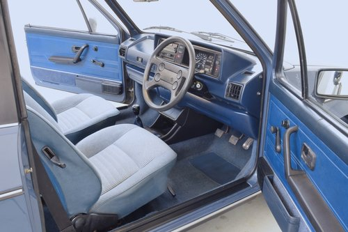 VW VOLKSWAGEN GOLF MK1 KARMANN CABRIOLET BLUE 1983 1.5 GL SOLD (picture 6 of 6)