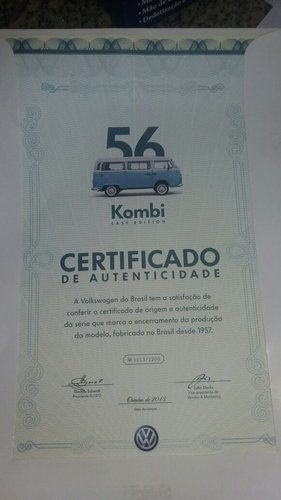 2013 VW T2 baywindow Kombi last edition SOLD (picture 4 of 6)