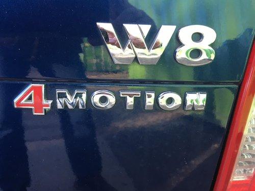 2005 Volkswagen Passat W8 - Excellent Condition - DEPOSIT TAKEN SOLD (picture 6 of 6)