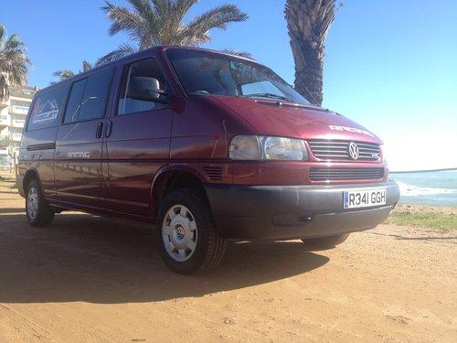 Volkswagen - Transporter Caravelle VR6 - 1997 For Sale (picture 1 of 6)