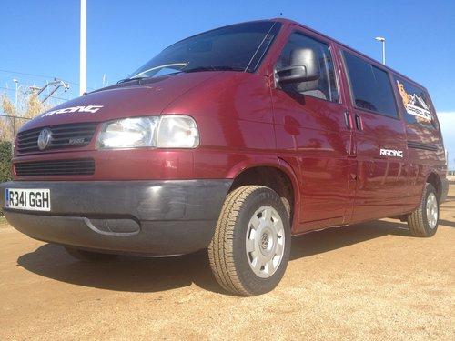 Volkswagen - Transporter Caravelle VR6 - 1997 For Sale (picture 2 of 6)