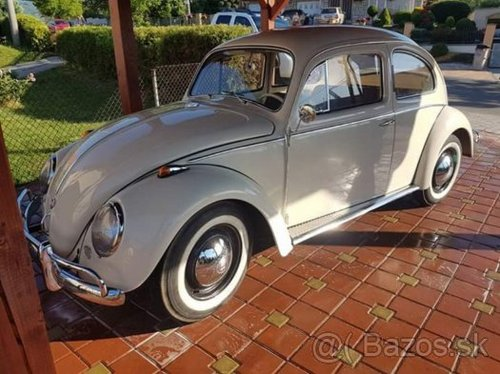 Volkswagen Beetle from 1958 For Sale (picture 1 of 6)