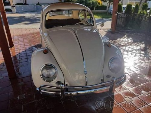 Volkswagen Beetle from 1958 For Sale (picture 2 of 6)