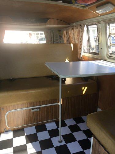 1972 VW westfalia T2 campervan For Sale (picture 4 of 6)