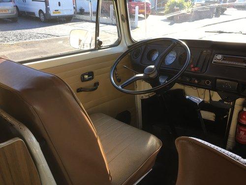 1972 VW westfalia T2 campervan For Sale (picture 5 of 6)
