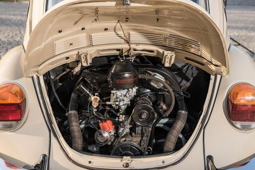 LHD 1974 VW Beetle 1303 - Restored SOLD (picture 5 of 6)