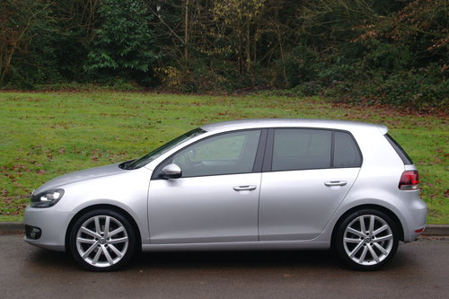 VOLKSWAGEN GOLF GT TDi.. MK 6.. LOVELY SPEC.. FSH SOLD (picture 1 of 1)