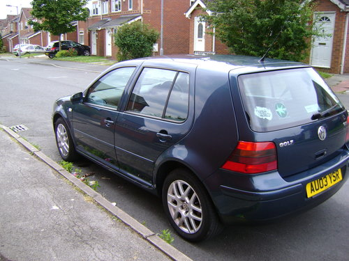 2003 Golf gt tdi 150 For Sale (picture 1 of 4)