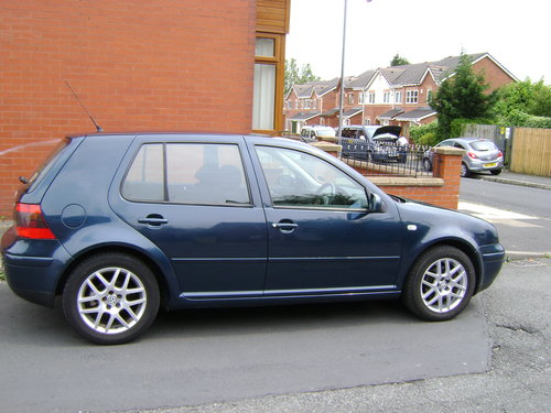 2003 Golf gt tdi 150 For Sale (picture 2 of 4)