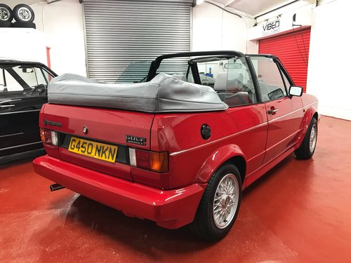 1989 VW Golf Clipper 1.8 -**NOW SOLD SIMILAR REQUIRED** For Sale (picture 2 of 6)