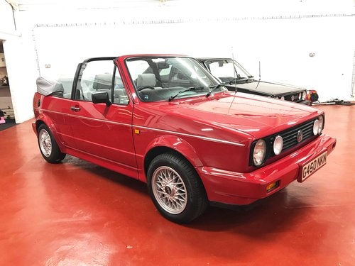 1989 VW Golf Clipper 1.8 -**NOW SOLD SIMILAR REQUIRED** For Sale (picture 1 of 6)