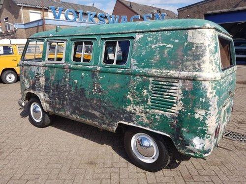 1967 Volkswagen Splitscreen , VW Bus, T1 Bulli, Camper SOLD (picture 2 of 6)