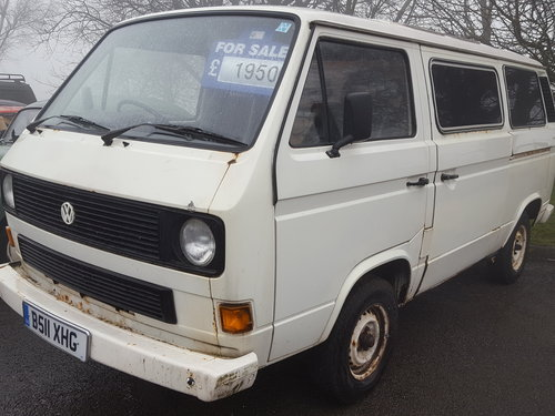 VW T25 Campervan 1984 For Sale (picture 1 of 1)