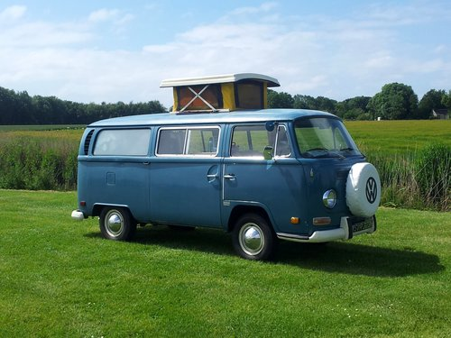36013c721beebf ... 1969 VW Type II Early Bay Window Riviera Camper SOLD (picture 1 of 6)  ...