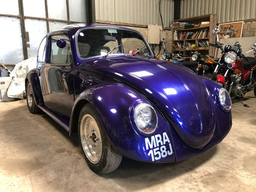 1971 VW Beetle For Sale (picture 1 of 6)