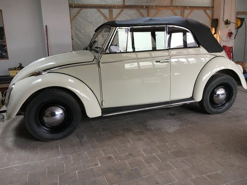 1965 Beetle Kaefer Cabrio For Sale (picture 1 of 6)