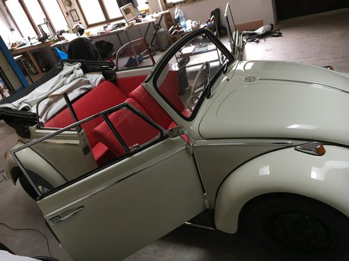 1965 Beetle Kaefer Cabrio For Sale (picture 2 of 6)