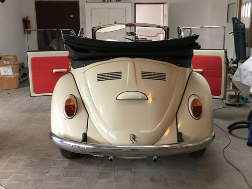 1965 Beetle Kaefer Cabrio For Sale (picture 3 of 6)