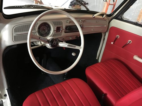 1965 Beetle Kaefer Cabrio For Sale (picture 5 of 6)