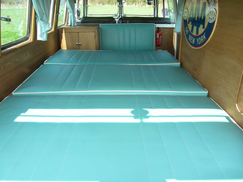 1967 Volkswagen Splitscreen Camper For Sale  SOLD (picture 5 of 6)