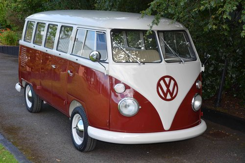 1974 VW T1 Bus SOLD (picture 1 of 6)