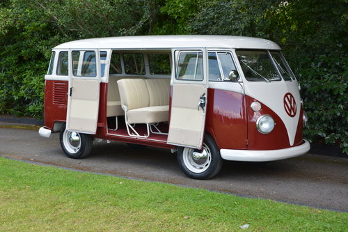 1974 VW T1 Bus SOLD (picture 2 of 6)