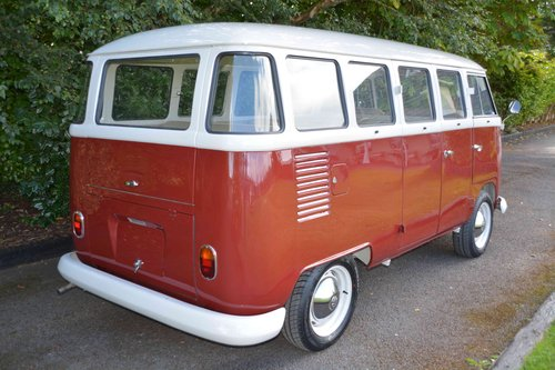 1974 VW T1 Bus SOLD (picture 3 of 6)
