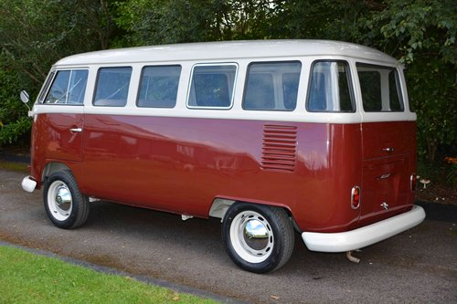 1974 VW T1 Bus SOLD (picture 4 of 6)