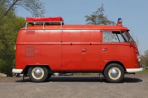 1962 Volkswagen Splitscreen , VW Bus, T1 Bulli, Camper For Sale (picture 2 of 6)