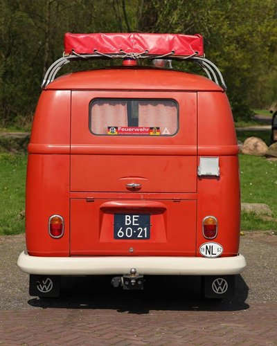 1962 Volkswagen Splitscreen , VW Bus, T1 Bulli, Camper For Sale (picture 4 of 6)