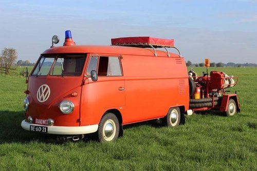 1962 Volkswagen Splitscreen , VW Bus, T1 Bulli, Camper For Sale (picture 6 of 6)