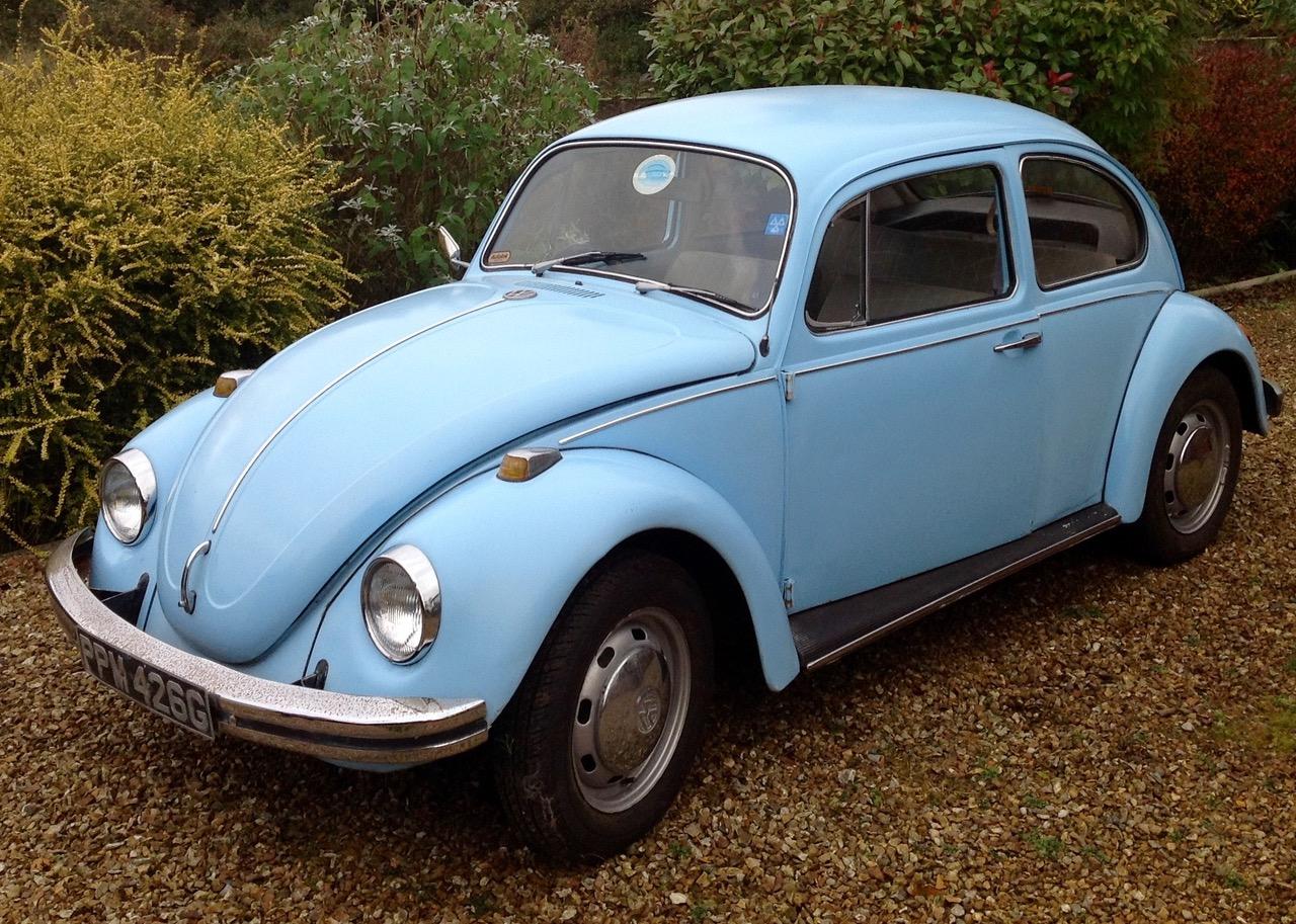 Magnificent VW Beetle 1500CC