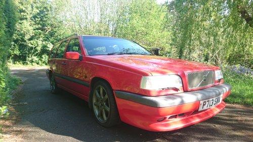 1997 Volvo 850R Manual Estate For Sale (picture 1 of 6)