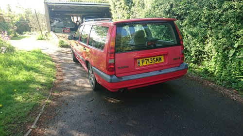 1997 Volvo 850R Manual Estate For Sale (picture 5 of 6)