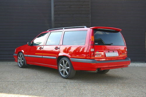 1996 Volvo 850 R 2.3 Estate Automatic (55,110 miles) SOLD (picture 3 of 6)